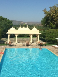 Trident Swimming Pool