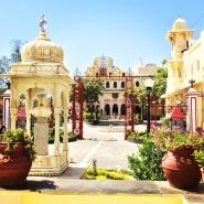Current Maharaja abode