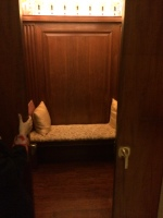ELEVATOR'S CHAIR