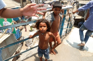 the beautiful children of Dharavi