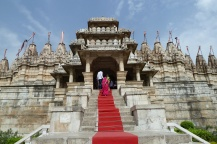 Front Entrance of Temple