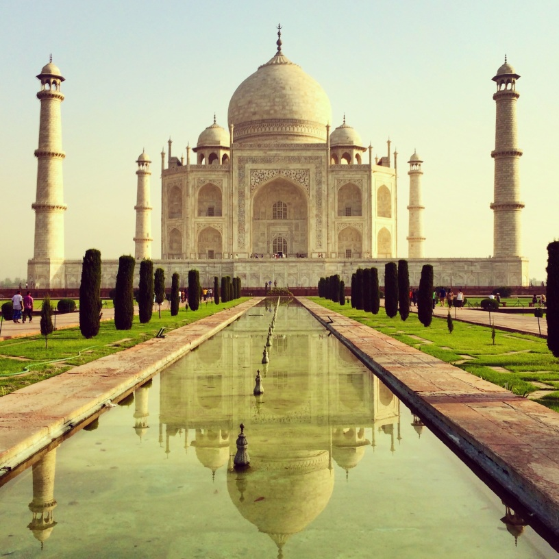 Agra And The Most Beautiful Symbol Of Love The Taj Mahal I Am A