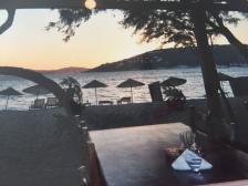 Parada Beach sunset dinner
