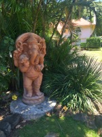 It's Lord Ganesha