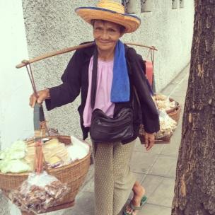 Wonderful lady...
