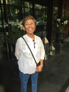 Mom's First day of exploring BKK