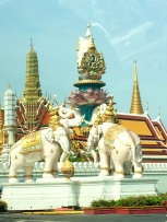 Entrance to the Grand Palace