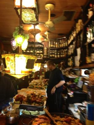 Bar serving Carajillo