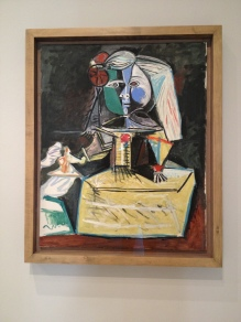 Picasso at the Picasso Museum
