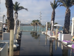 Poolside W Hotel