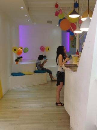 Cool modern shops