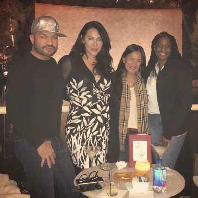 Brandon, Me, Michelle and Sunny