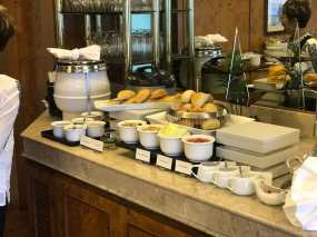 Breakfast Buffet in the Exec Lounge